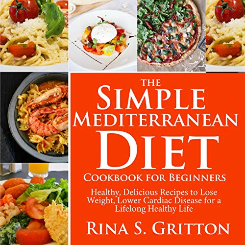 The Simple Mediterranean Diet Cookbook for Beginners Titelbild