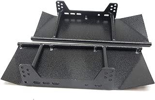 SCALERFAB AXIAL SCX10/SCX10 II Rock Sliders w/ Skid Plates 50mmX155mm SF1104300