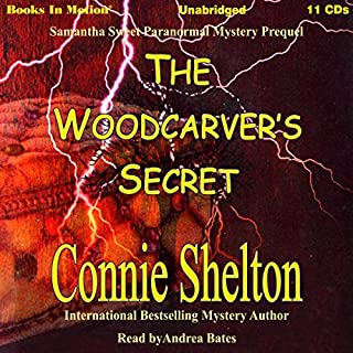 The Woodcarver's Secret audiobook cover art