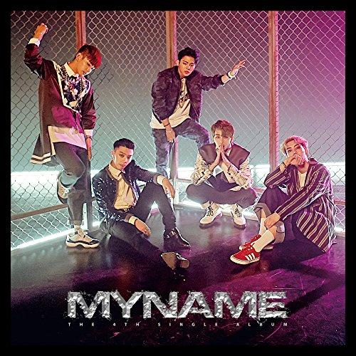 マイネーム - My Name 4th Single Album [韓国盤]