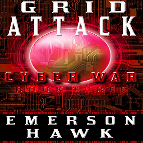 Grid Attack audiobook cover art