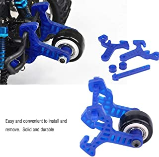 Studyset High Speed Wheelie Bar Anti-roll Wheel for Brontosaurus Pro 94111 94188 1/10 Scale RC Car Accessory Birthday