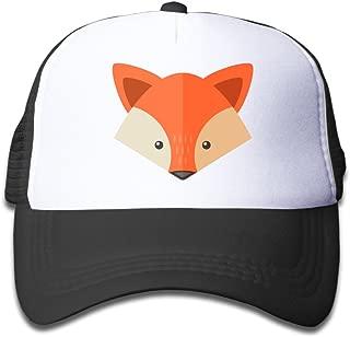 Curry J Yasha Classic Fox Baseball Cap Adjustable Trucker Hat for Children