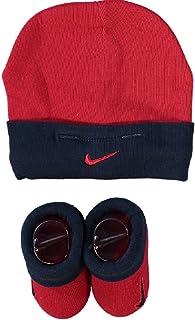 e4adfa99d86a5 Nike - Chapeau - Bébé (garçon) 0 à 24 Mois Rouge Bleu 0-