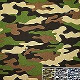 MAGAM-Stoffe Brian Camouflage Baumwollstoff Oeko-Tex