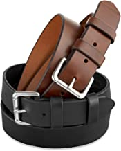 Polo Ralph Lauren mens ITALIAN SADDLE-1 1/2 ROLLER Belts