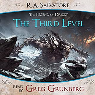 The Third Level audiobook cover art