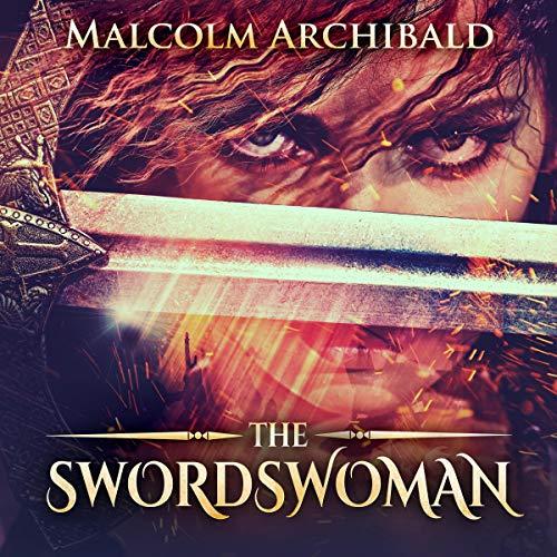 The Swordswoman Titelbild