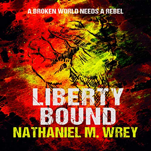 Page de couverture de Liberty Bound