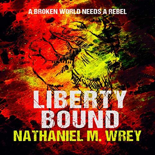 Liberty Bound audiobook cover art