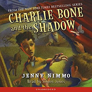 Charlie Bone and the Shadow                   Written by:                                                                                                                                 Jenny Nimmo                               Narrated by:                                                                                                                                 Simon Jones                      Length: 7 hrs and 15 mins     1 rating     Overall 3.0