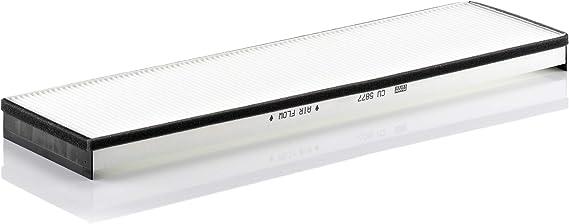 Original Mann Filter Innenraumfilter Cu 5877 Für Lkw Auto