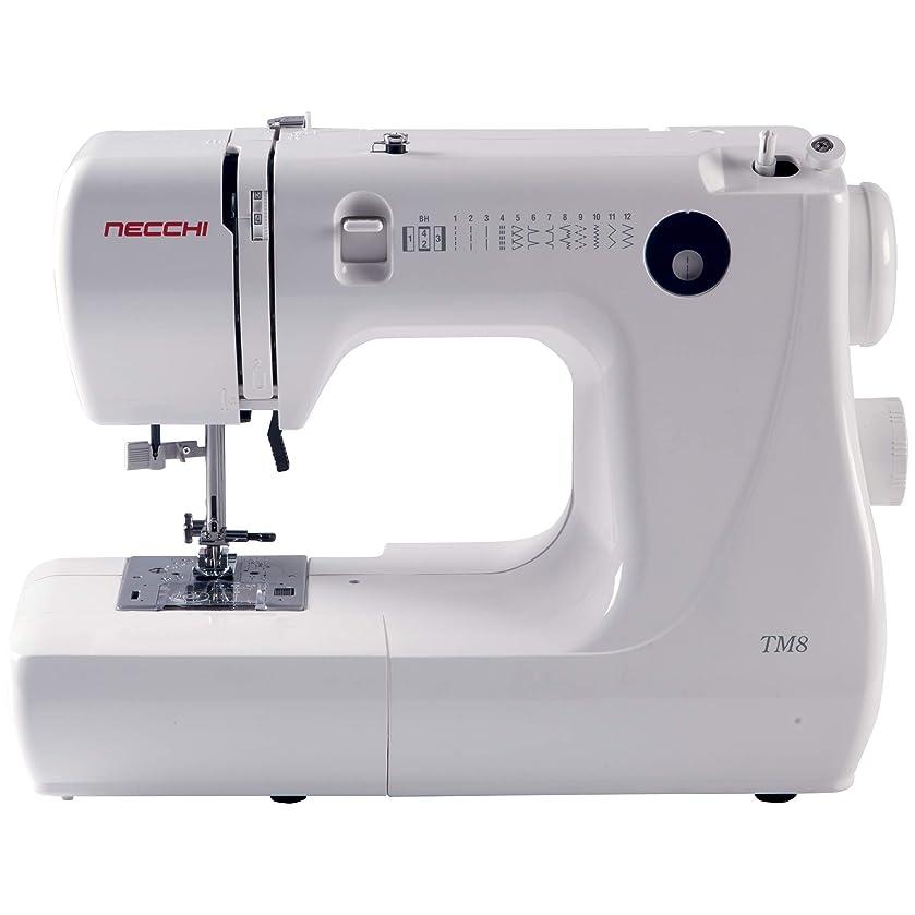 Necchi TM8 Sewing Machine, White