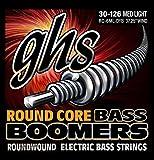 GHS 3045 RC 6 Boomers/ML DYB Ronda Core Bass (6 cuerdas) Ligero Medio