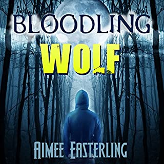 Bloodling Wolf cover art
