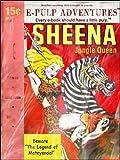 Sheena, Jungle Queen: The Legend of Mateyenda (A pulp jungle adventure classic!) (English Edition)