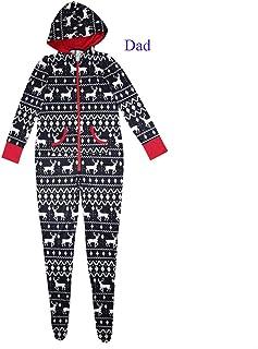 37b31c9d1f17 Amazon.com  Relatives   Family - One-Piece Pajamas   Sleep   Lounge ...