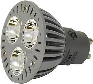 LED 4watt Par16 GREEN GU10 120v Lamp Bulb LED4PAR16/GU10/G/NFL20