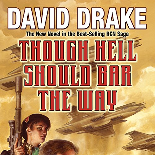 Though Hell Should Bar the Way audiobook cover art