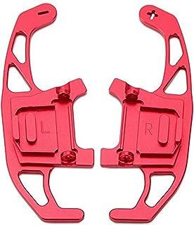 Eventualx Lenkrad Schaltwippen Aluminiumlegierung Robust Langlebig Paddle Shifter Praktisch Schaltpaddel Für Golf GTI R GTD GTE MK7 7 Polo GTI Scirocco 2014 2019