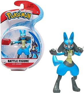 Pokémon Battle Figure Pack Lucario , Multi Color, 95007