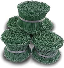 Draadsluiting groen sluitdraad drillbinder zak sluiting draad, wens:5 Bund(5000St.)
