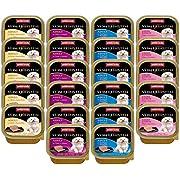animonda Vom Feinsten Adult Hundefutter, Nassfutter für ausgewachsene Hunde, Mix 2 aus 4 Sorten, 22 x 150 g