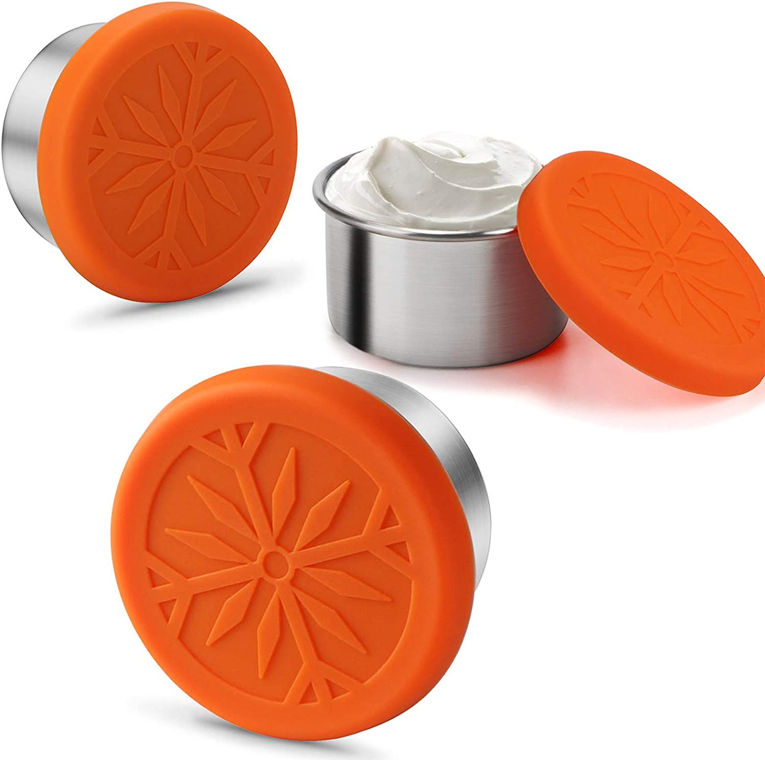 FANGSUN Dressing Containers Cheap bargain to Condiments for Salad Very popular Go