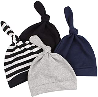 Best baby boy top knot hats Reviews