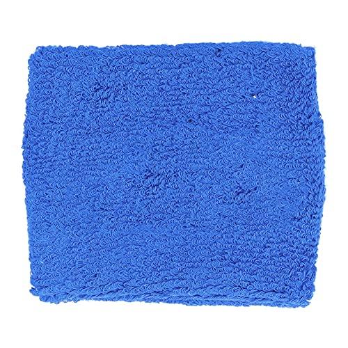 Calcetín para la cubierta del tanque de aceite, calcetín para la tapa del tanque del depósito de aceite del automóvil Accesorio estirable a prueba de fuego compatible con Acura ILX TLX(Un azul))