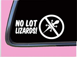 No Lot Lizards TP 564 vinyl 8