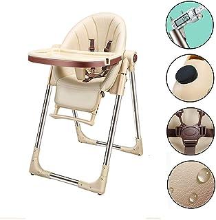 プレミアムベビーチェア 昇降機能付き 赤ちゃん用 多機能 ハイチェア 安全ベルト 脱出防止 (6ヶ月から6才) Vinteky