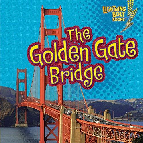 The Golden Gate Bridge audiobook cover art