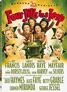 Four Jills in a Jeep by 20th Century Fox