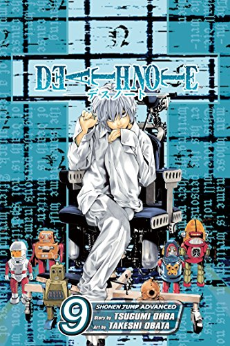 DEATH NOTE GN VOL 09 (C: 1-0-0)