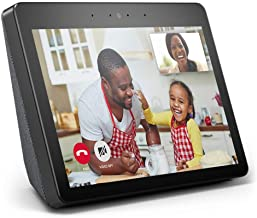 "Echo Show -- Premium 10.1"" HD smart display with Alexa – stay connected with video calling - Charcoal"
