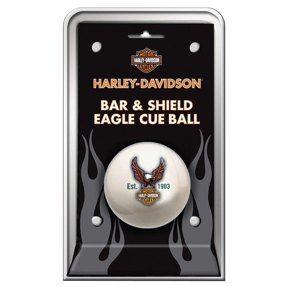 Harley Davidson ® Bar & Shield Eagle de Bola de Billar: Amazon.es ...