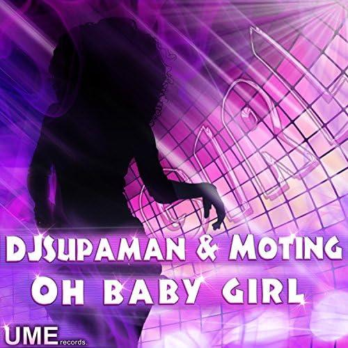 DJ Supaman & Moting
