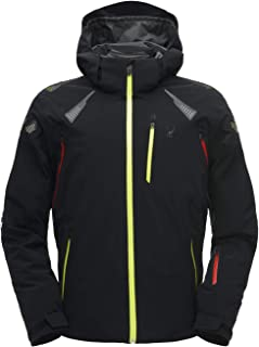 Pinnacle Men's Ski Jacket - Black