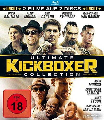 Kickboxer - Ultimate Collection Box - Uncut [Blu-ray]