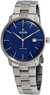 Rado Coupole Classic XL Automatic Blue Dial Mens Watch R22876203