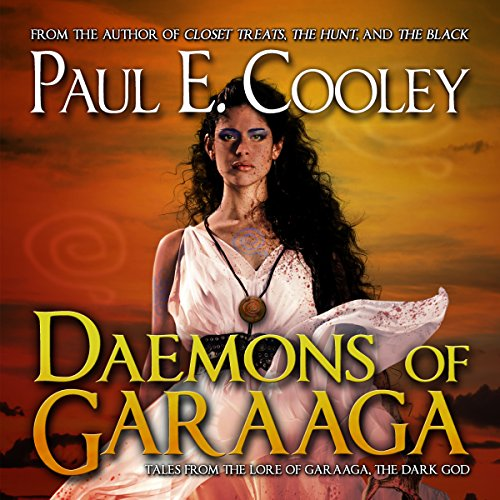 Daemons of Garaaga audiobook cover art