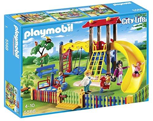 PLAYMOBIL Guardería: Zona de Juegos Infantil