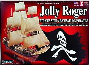 Lindberg 1/130 scale Jolly Roger