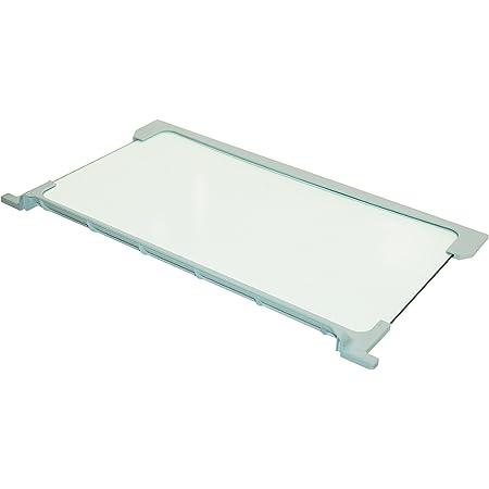 Original Beko Fridge Freezer Glass Shelf Front Profile Trim 4851900100