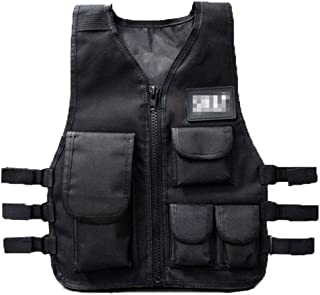 Gskids Tactical Vest Children Adjustable Outdoor Clothing