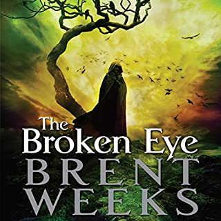 The Broken Eye Titelbild