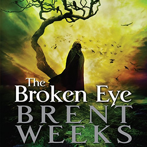 Couverture de The Broken Eye