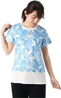 アンドライフ Tシャツ 半袖 2100009341239 WH/SAX M