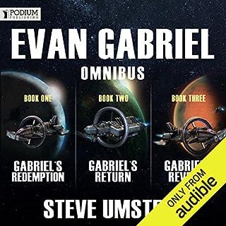 The Evan Gabriel Omnibus audiobook cover art